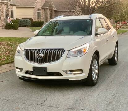 2015 Buick Enclave for sale at You Win Auto in Metro MN
