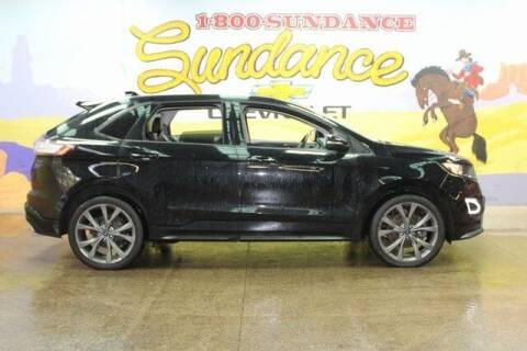 2016 Ford Edge for sale at Sundance Chevrolet in Grand Ledge MI