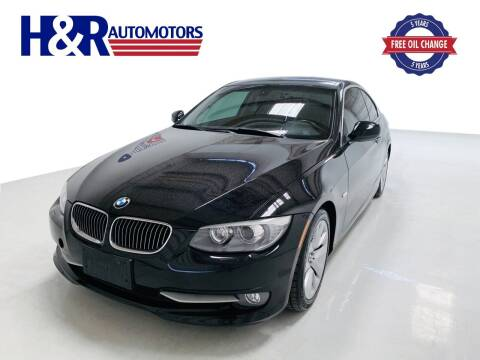 2013 BMW 3 Series for sale at H&R Auto Motors in San Antonio TX