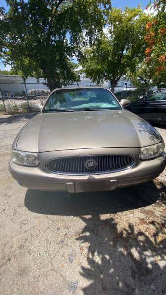 2001 Buick LeSabre for sale at MLG Auto Group Inc. in Pompano Beach FL