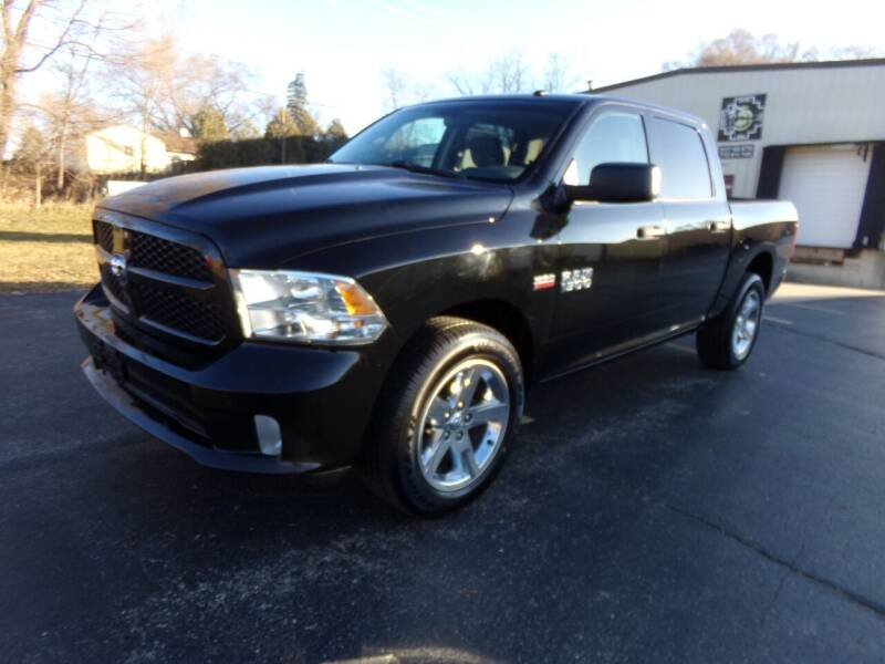 2014 RAM Ram Pickup 1500 for sale at Rose Auto Sales & Motorsports Inc in McHenry IL