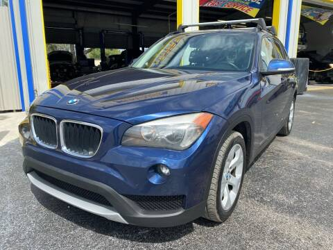 2014 BMW X1 for sale at RoMicco Cars and Trucks in Tampa FL