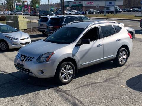 2015 Nissan Rogue Select for sale at Ludlow Auto Sales in Ludlow MA