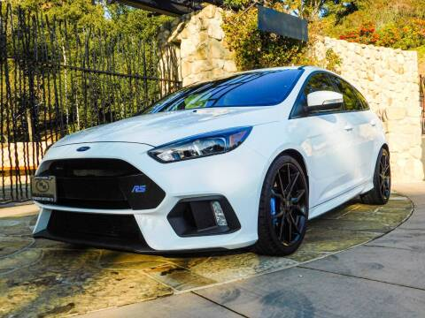 2017 Ford Focus for sale at Milpas Motors in Santa Barbara CA