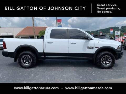 2015 RAM Ram Pickup 1500 for sale at Bill Gatton Used Cars - BILL GATTON ACURA MAZDA in Johnson City TN