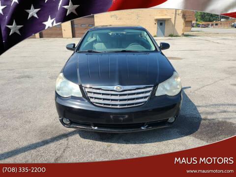 2008 Chrysler Sebring for sale at MAUS MOTORS in Hazel Crest IL