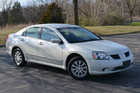 2006 Mitsubishi Galant for sale at GLADSTONE AUTO SALES    GUARANTEED CREDIT APPROVAL in Gladstone MO