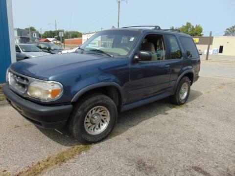 1999 Ford Explorer for sale at New Start Motors LLC in Montezuma IN