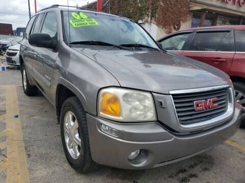2006 GMC Envoy for sale at USA Auto Brokers in Houston TX