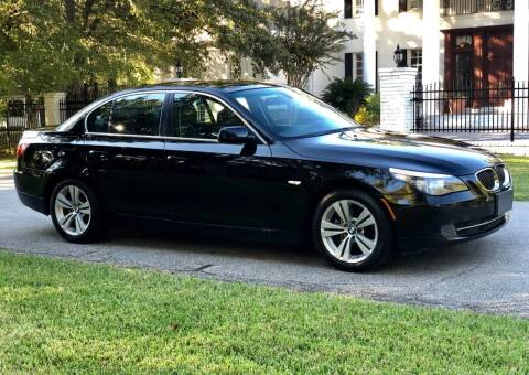 2009 BMW 5 Series for sale at Texas Auto Corporation in Houston TX
