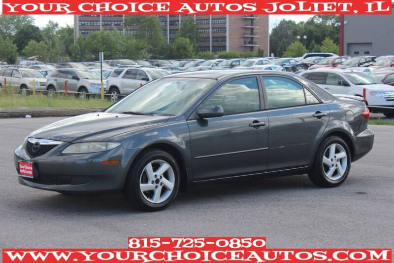 2004 Mazda MAZDA6 for sale at Your Choice Autos - Joliet in Joliet IL