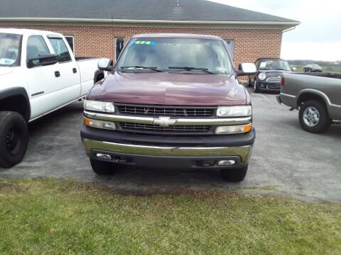 2002 Chevrolet Silverado 1500 for sale at Dun Rite Car Sales in Downingtown PA