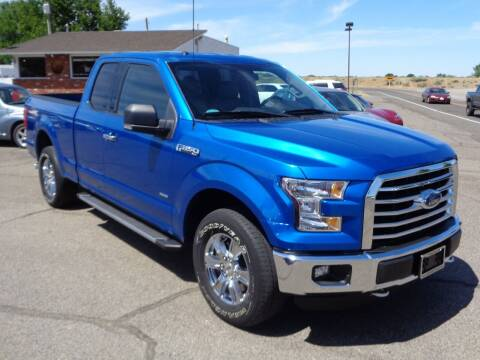 2015 Ford F-150 for sale at John's Auto Mart in Kennewick WA