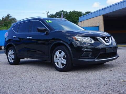 2016 Nissan Rogue for sale at Sunny Florida Cars in Bradenton FL