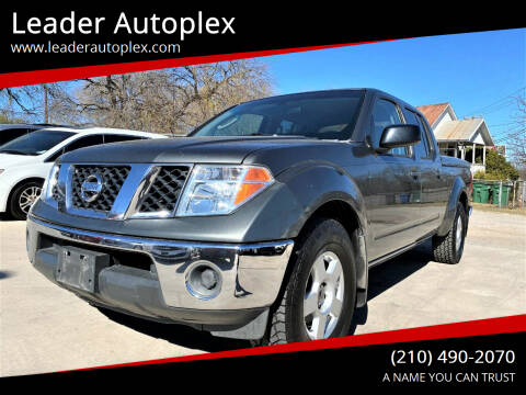 2007 Nissan Frontier for sale at Leader Autoplex in San Antonio TX