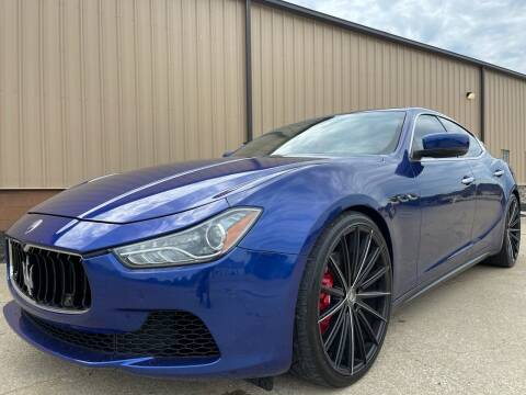 2014 Maserati Ghibli for sale at Prime Auto Sales in Uniontown OH