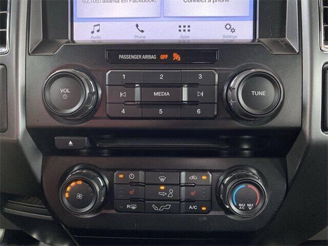 2016 Ford F-150 XLT - Roswell GA