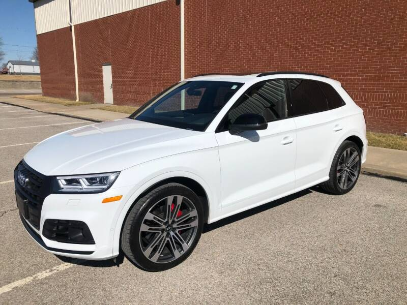 2019 Audi SQ5 for sale at Teds Auto Inc in Marshall MO