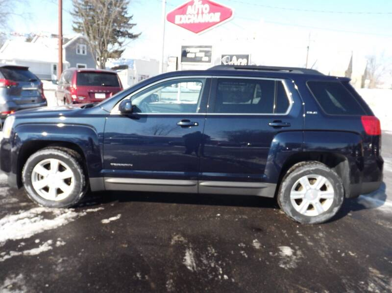 2015 GMC Terrain for sale at The Auto Exchange in Stevens Point WI