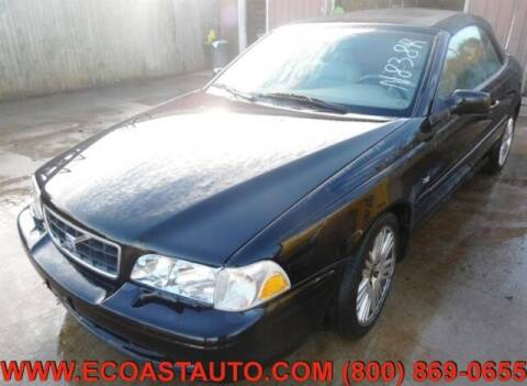 2004 Volvo C70 for sale at East Coast Auto Source Inc. in Bedford VA