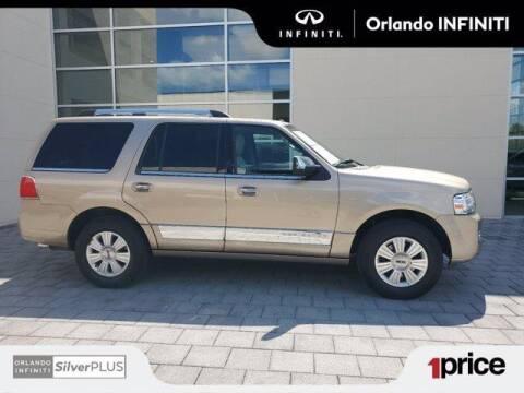 2014 Lincoln Navigator for sale at Orlando Infiniti in Orlando FL