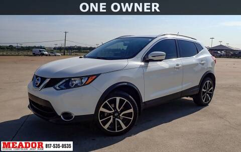 2017 Nissan Rogue Sport for sale at Meador Dodge Chrysler Jeep RAM in Fort Worth TX