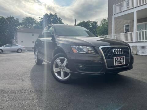 2012 Audi Q5 for sale at PRNDL Auto Group in Irvington NJ