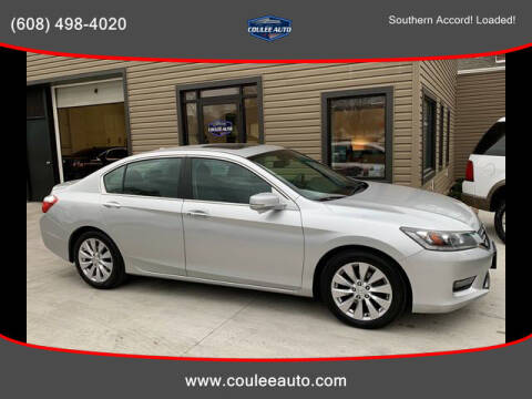 2014 Honda Accord for sale at Coulee Auto in La Crosse WI