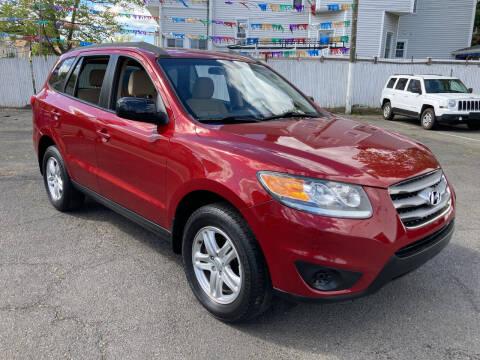 2012 Hyundai Santa Fe for sale at B & M Auto Sales INC in Elizabeth NJ