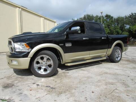 2011 RAM Ram Pickup 1500 for sale at Easy Deal Auto Brokers in Hollywood FL