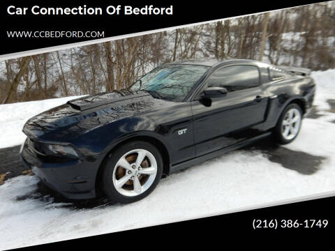 2010 Ford Mustang for sale at Car Connection of Bedford in Bedford OH