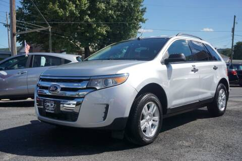 2011 Ford Edge for sale at HD Auto Sales Corp. in Reading PA