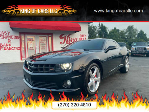 2011 Chevrolet Camaro for sale at King of Cars LLC in Bowling Green KY