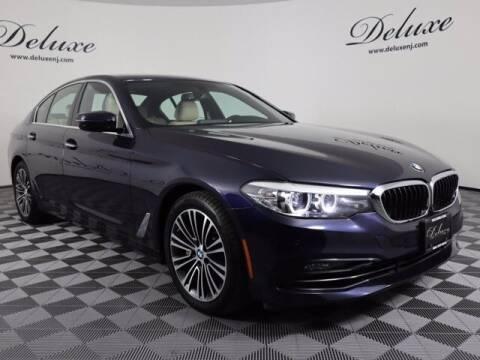 2017 BMW 5 Series for sale at DeluxeNJ.com in Linden NJ