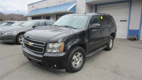 2007 Chevrolet Tahoe for sale at Auto Outlet of Morgantown in Morgantown WV