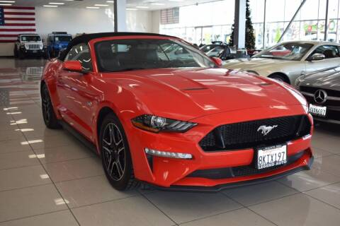 2019 Ford Mustang for sale at Legend Auto in Sacramento CA