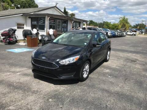 2017 Ford Focus for sale at Denny's Auto Sales in Fort Myers FL