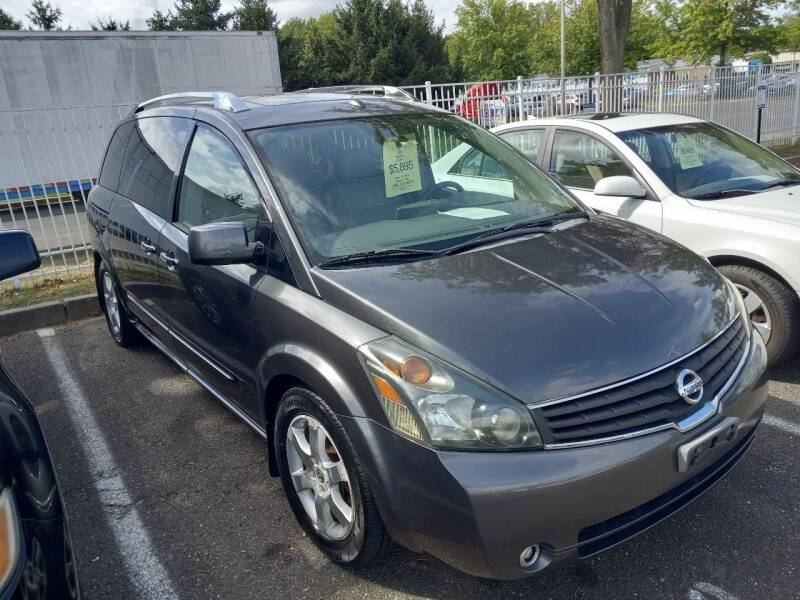 2008 Nissan Quest for sale at Hipps Integrity Auto Sales in Delran NJ