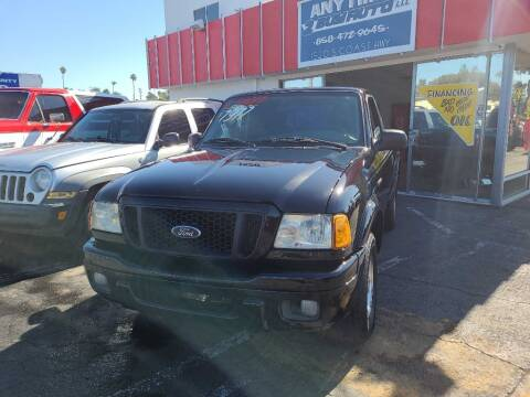 2004 Ford Ranger for sale at ANYTIME 2BUY AUTO LLC in Oceanside CA