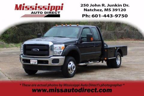 2015 Ford F-350 Super Duty for sale at Auto Group South - Mississippi Auto Direct in Natchez MS
