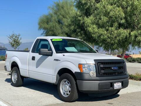2014 Ford F-150 for sale at Esquivel Auto Depot in Rialto CA