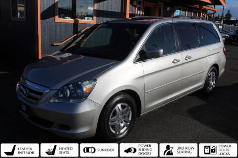 2007 Honda Odyssey for sale at Sabeti Motors in Tacoma WA