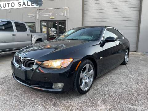 2008 BMW 3 Series for sale at PARK PLACE AUTO SALES in Houston TX