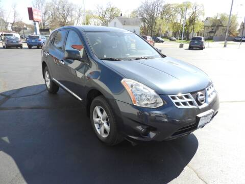 2013 Nissan Rogue for sale at Grant Park Auto Sales in Rockford IL