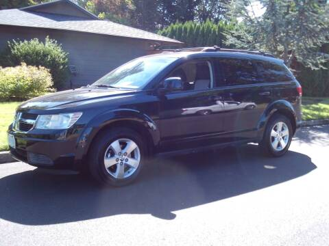 2009 Dodge Journey for sale at Redline Auto Sales in Vancouver WA