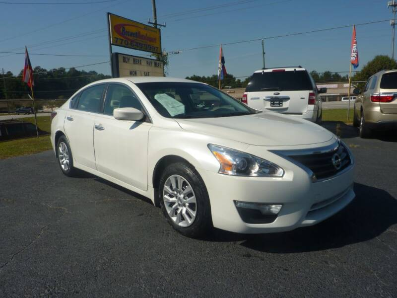 2014 Nissan Altima for sale at Roswell Auto Imports in Austell GA