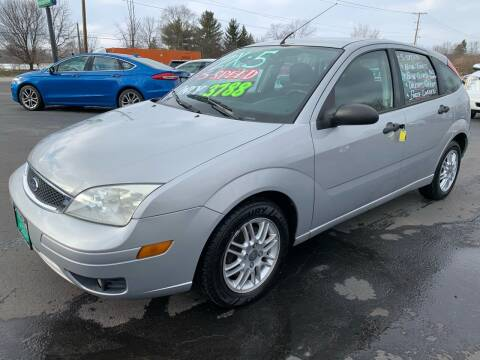 2005 Ford Focus for sale at FREDDY'S BIG LOT in Delaware OH