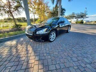 2013 Nissan Maxima for sale at World Champions Auto Inc in Cape Coral FL