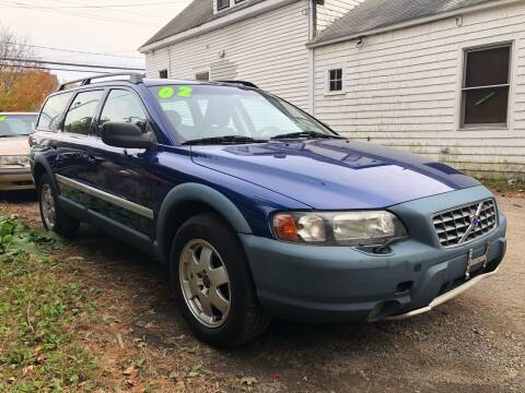 2002 Volvo XC for sale at Specialty Auto Inc in Hanson MA