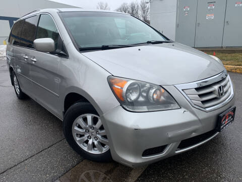 2009 Honda Odyssey for sale at JerseyMotorsInc.com in Teterboro NJ